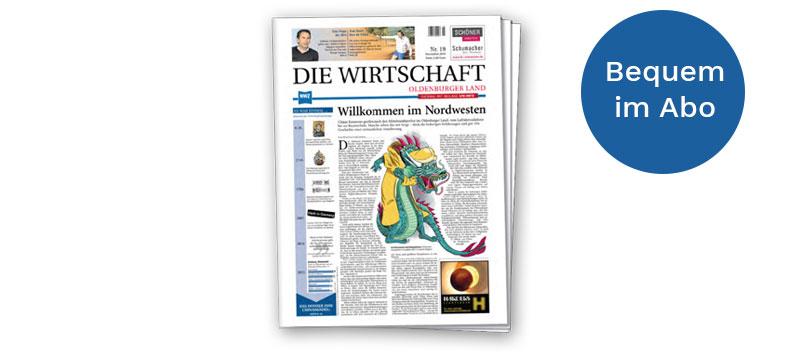 Die Wirtschaft Abo (gedruckte Ausgabe)