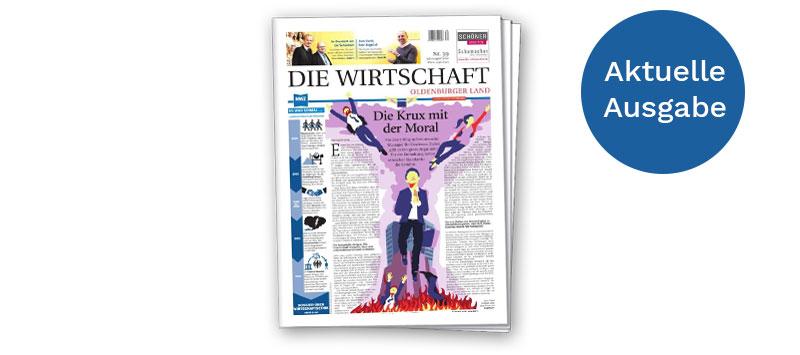 Die Wirtschaft (Ausgabe 39)